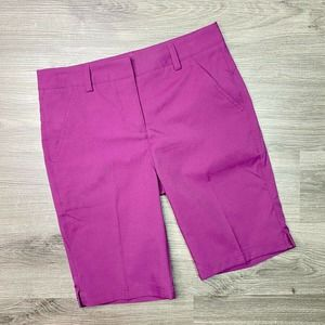 PUMA | sz 0 Majesty Pounce Bermuda Shorts Purple